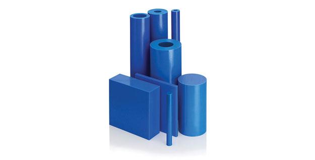 Nylon azul
