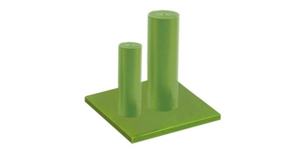 nylon verde